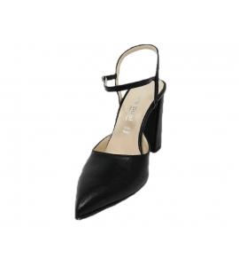 Shoe women style chanel elegant - black - 3
