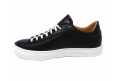 the inside - sport Shoe with lacing long black color