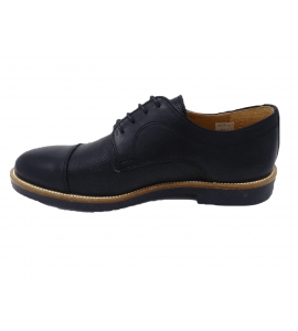 Oxford elegant leather style spunterbo - blue - 5