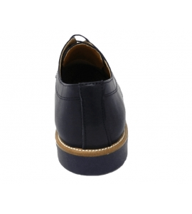 Oxford elegant leather style spunterbo - blue - 6
