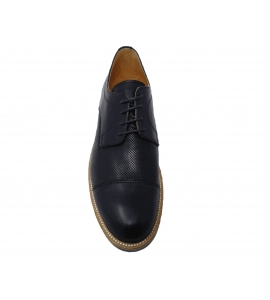 Oxford elegant leather style spunterbo - blue - 3
